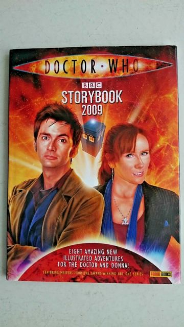 Doctor Who  Storybook: 2009 by Panini Publishing Ltd (Hardback, 2008)